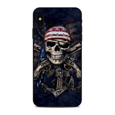 Apple iPhone Xs Max Skin - Dead Anchor
