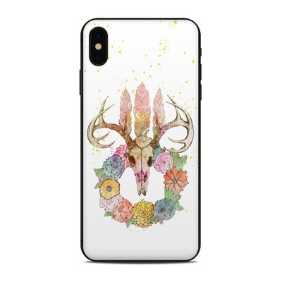 Apple iPhone Xs Max Skin - Deer Skull