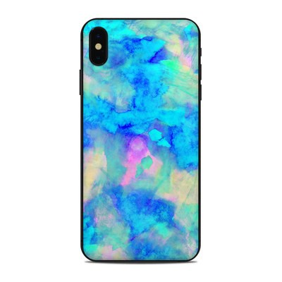 Apple iPhone Xs Max Skin - Electrify Ice Blue