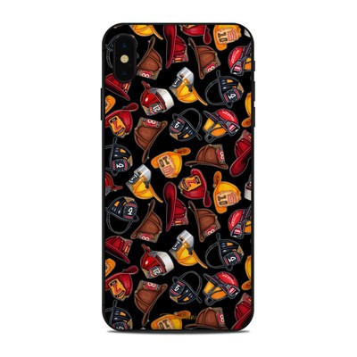 Apple iPhone Xs Max Skin - Fire Helmets