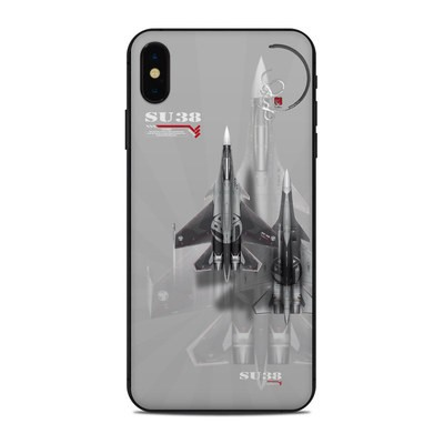 Apple iPhone Xs Max Skin - Jet Fighter