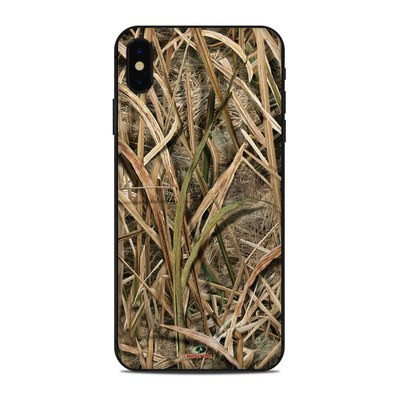 Apple iPhone Xs Max Skin - Shadow Grass Blades