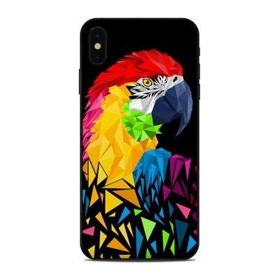 Apple iPhone Xs Max Skin - Parrots Hate Jets
