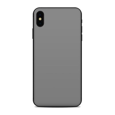 Apple iPhone Xs Max Skin - Solid State Grey
