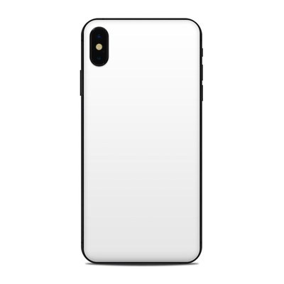 Apple iPhone Xs Max Skin - Solid State White