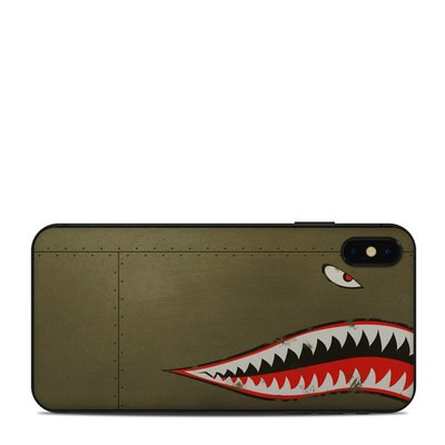 Apple iPhone Xs Max Skin - USAF Shark