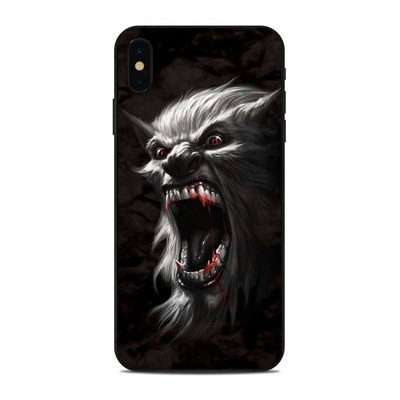 Apple iPhone Xs Max Skin - Wolfman