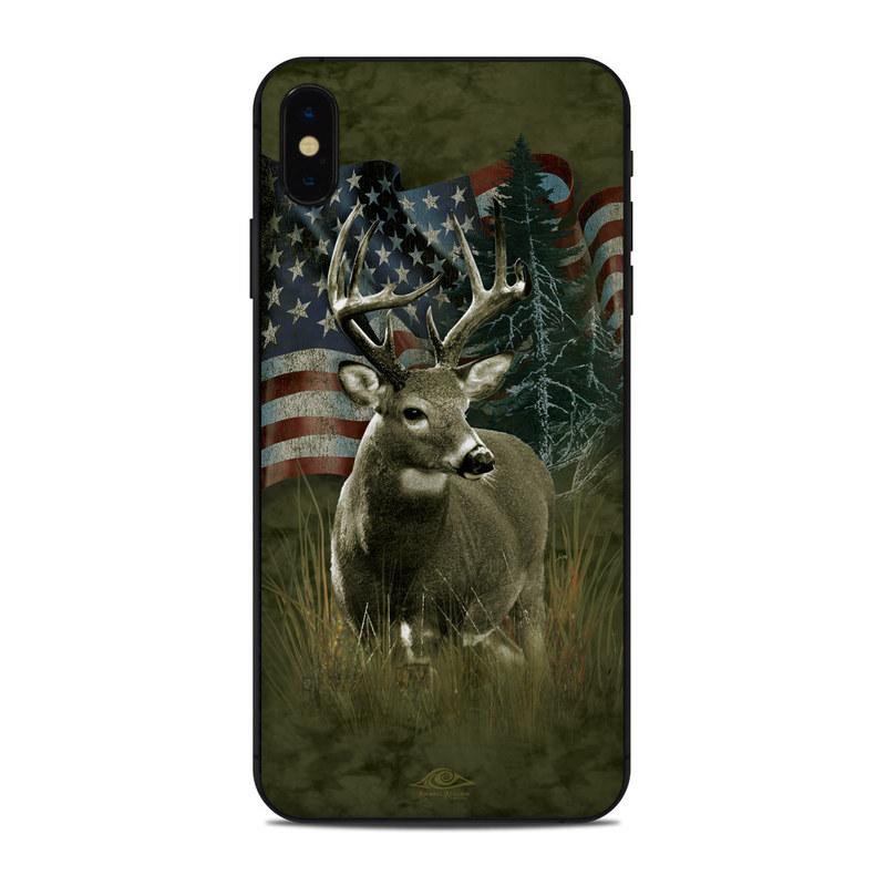 deer iphone xs max case