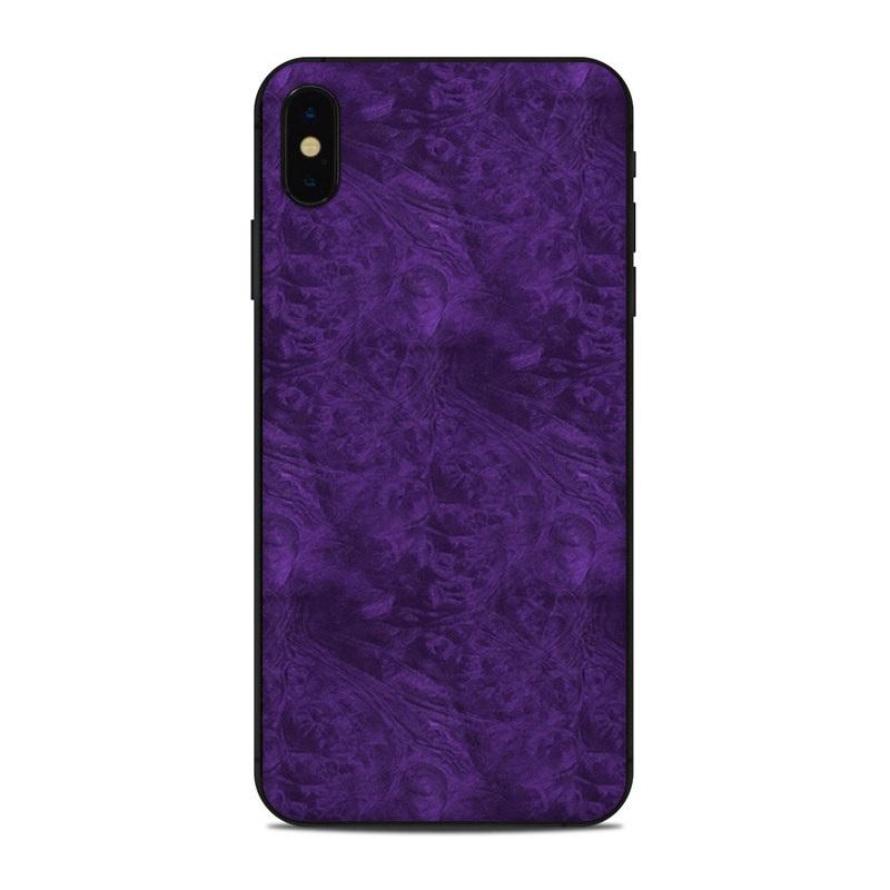 iphone xs max purple case