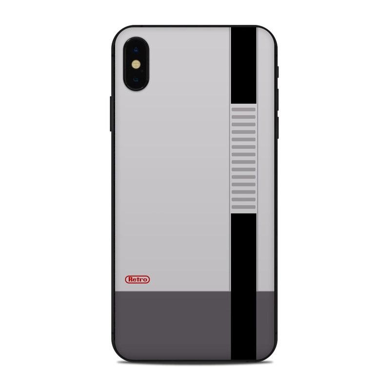 buy popular f3a2d 6f49d iPhone XS Max Skin - Retro Horizontal - Sticker Decal | eBay