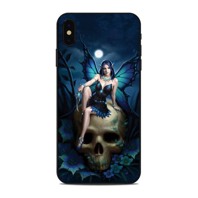 Apple Iphone Xs Max Skin Skull Fairy By James Ryman Decalgirl