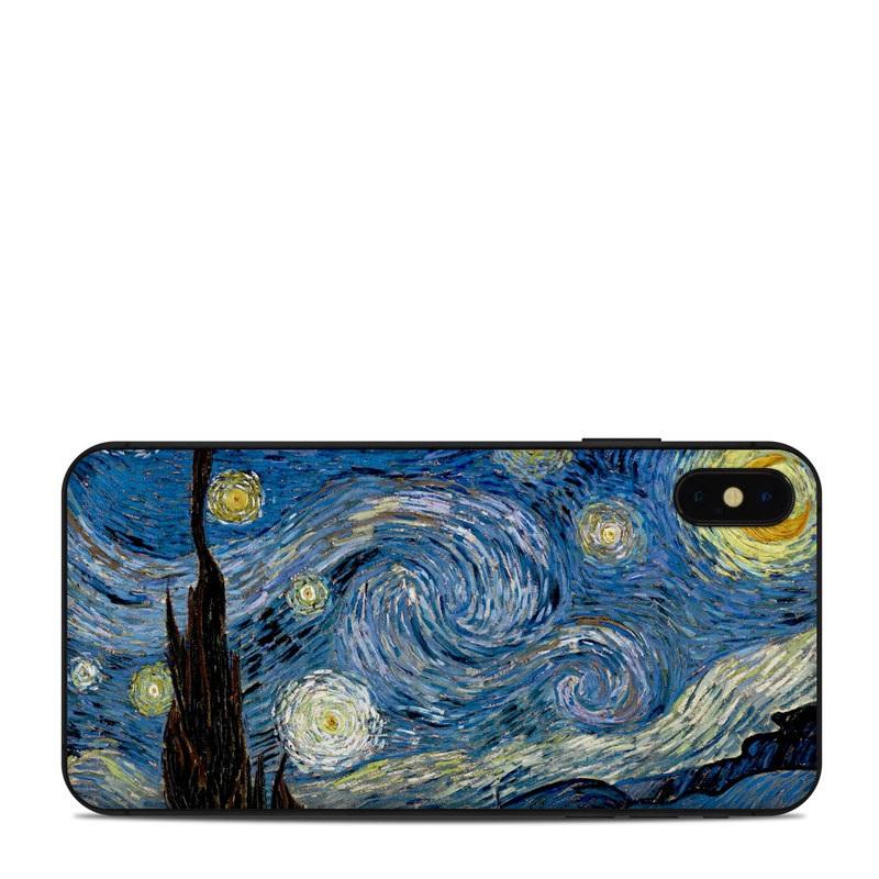 Apple Iphone Xs Max Skin Starry Night