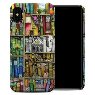 Apple iPhone XS Max Clip Case - Bookshelf