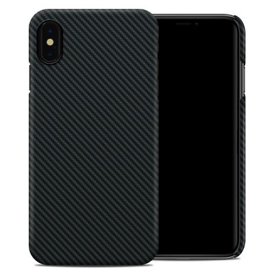 Apple iPhone XS Max Clip Case - Carbon