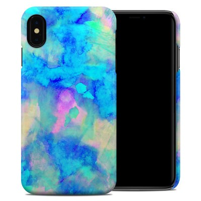 Apple iPhone XS Max Clip Case - Electrify Ice Blue