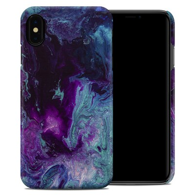 Apple iPhone XS Max Clip Case - Nebulosity