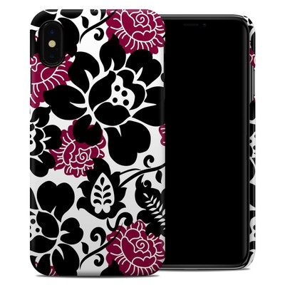 Apple iPhone XS Max Clip Case - Rose Noir