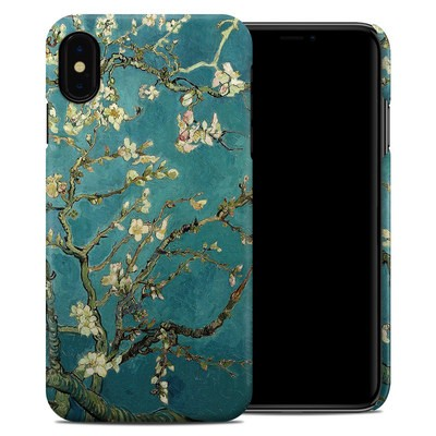Apple iPhone XS Max Clip Case - Blossoming Almond Tree