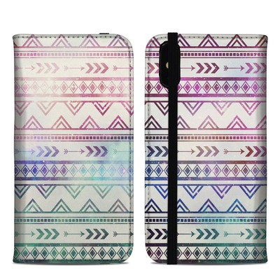 Apple iPhone XS Max Folio Case - Bohemian
