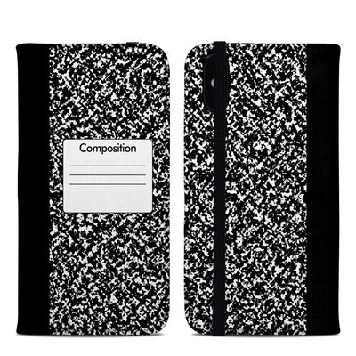 Apple iPhone XS Max Folio Case - Composition Notebook