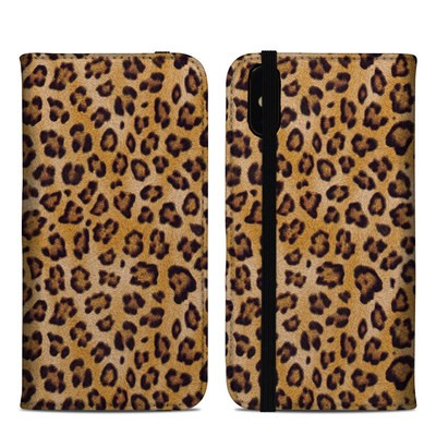 Apple iPhone XS Max Folio Case - Leopard Spots