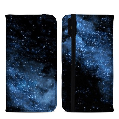 Apple iPhone XS Max Folio Case - Milky Way