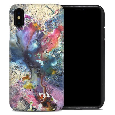 Apple iPhone XS Max Hybrid Case - Cosmic Flower