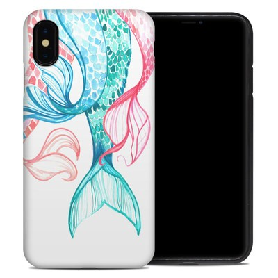 Apple iPhone XS Max Hybrid Case - Mermaid Tails