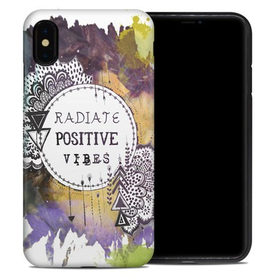 Apple iPhone XS Max Hybrid Case - Radiate