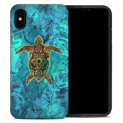 Apple iPhone XS Max Hybrid Case - Sacred Honu