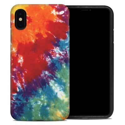 Apple iPhone XS Max Hybrid Case - Tie Dyed