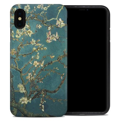 Apple iPhone XS Max Hybrid Case - Blossoming Almond Tree