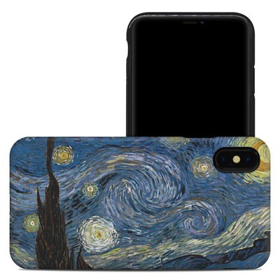 Apple iPhone XS Max Hybrid Case - Starry Night