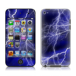 iPod Touch 4G Skin - Apocalypse Blue