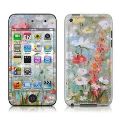 iPod Touch 4G Skin - Flower Blooms