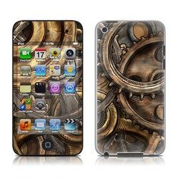 iPod Touch 4G Skin - Gears