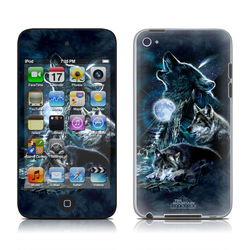 iPod Touch 4G Skin - Howling