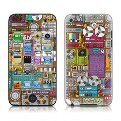 iPod Touch 4G Skin - In My Pocket