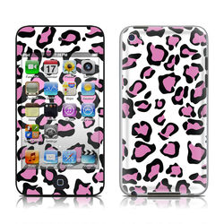 iPod Touch 4G Skin - Leopard Love
