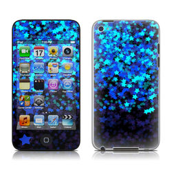 iPod Touch 4G Skin - Stardust Winter