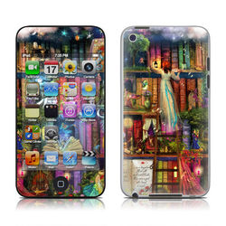 iPod Touch 4G Skin - Treasure Hunt