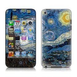 iPod Touch 4G Skin - Starry Night