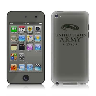 iPod Touch 4G Skin - 1775