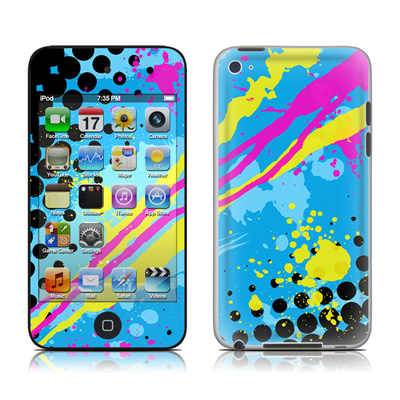 iPod Touch 4G Skin - Acid