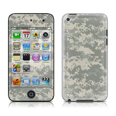 iPod Touch 4G Skin - ACU Camo