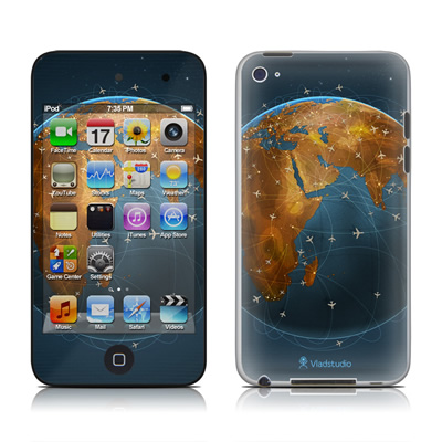 iPod Touch 4G Skin - Airlines