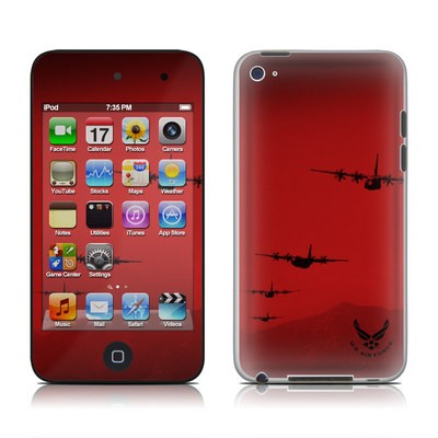 iPod Touch 4G Skin - Air Traffic