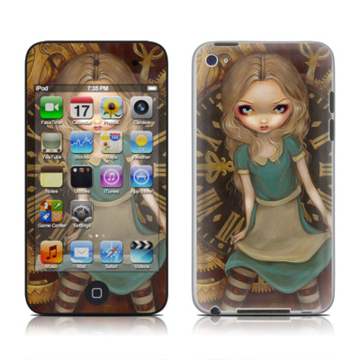iPod Touch 4G Skin - Alice Clockwork