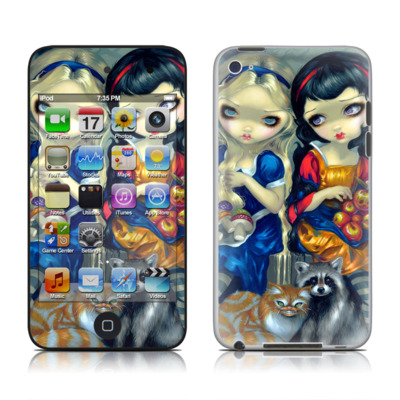 iPod Touch 4G Skin - Alice & Snow White