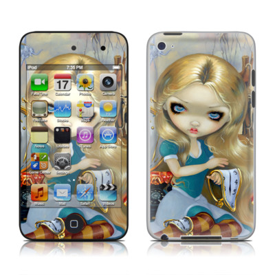 iPod Touch 4G Skin - Alice in a Dali Dream